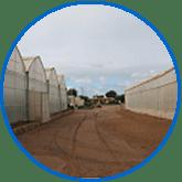mallas manta termica invernaderos