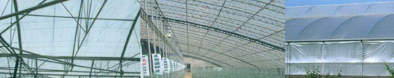 Pintura para estructuras de invernaderos